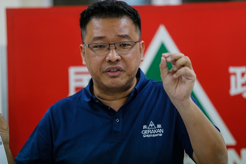 Gerakan rep: Penang state government had 12 years to prepare dossier on hawker culture but sat on its hands